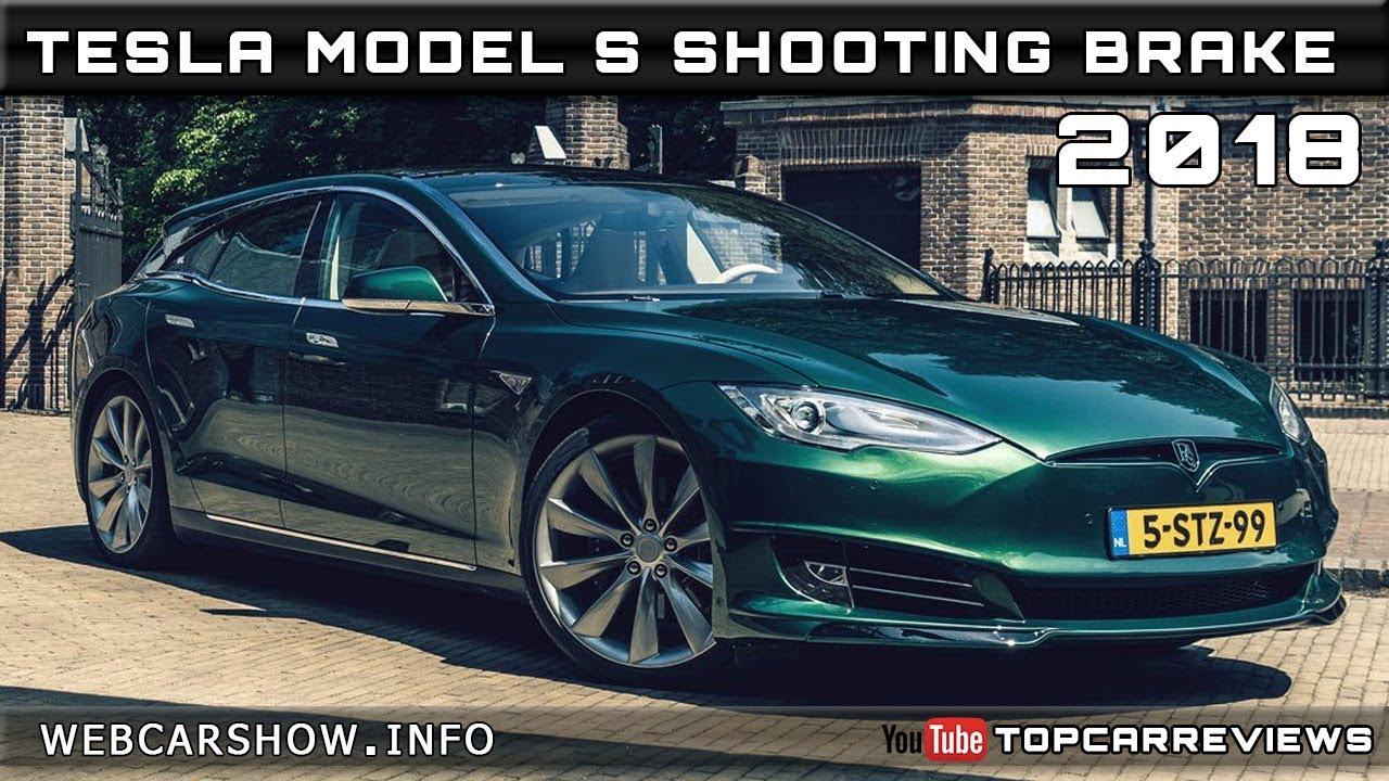 2018 TESLA MODEL S SHOOTING BRAKE Review Rendered Price ...