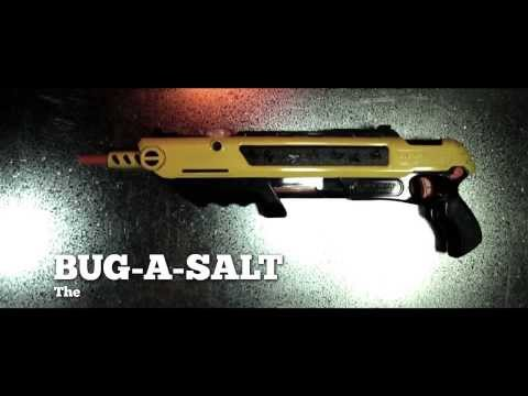 Fire Your Fly Swatter! Bug-A-Salt Commercial Original