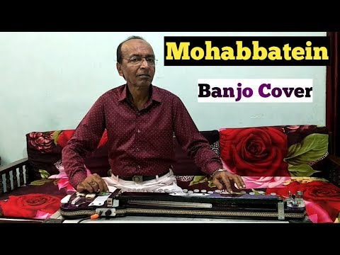 Humko Hamise Churalo Banjo Cover Ustad Yusuf Darbar