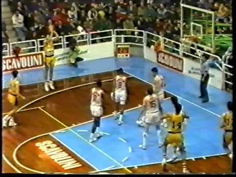 Toni Kukoč Greatest Games: 40 Points vs Scavolini (1991)