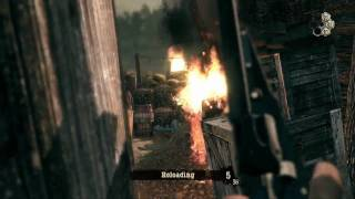 Call Of Juarez: Bound In Blood HD gameplay