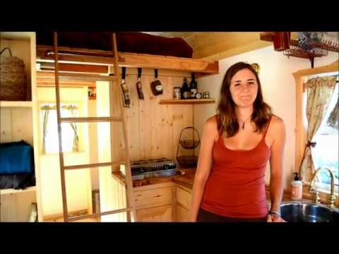 Tumbleweed Tiny House Tour with Ella Jenkins