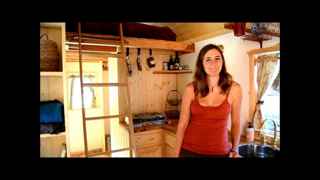 Tumbleweed Tiny House Tour with Ella Jenkins  YouTube