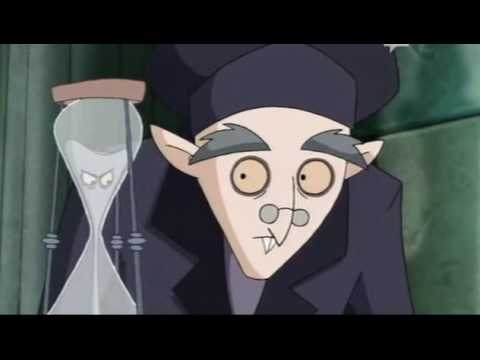 Cartoni ita scuola di vampiri la curiosa notte dell ispettore