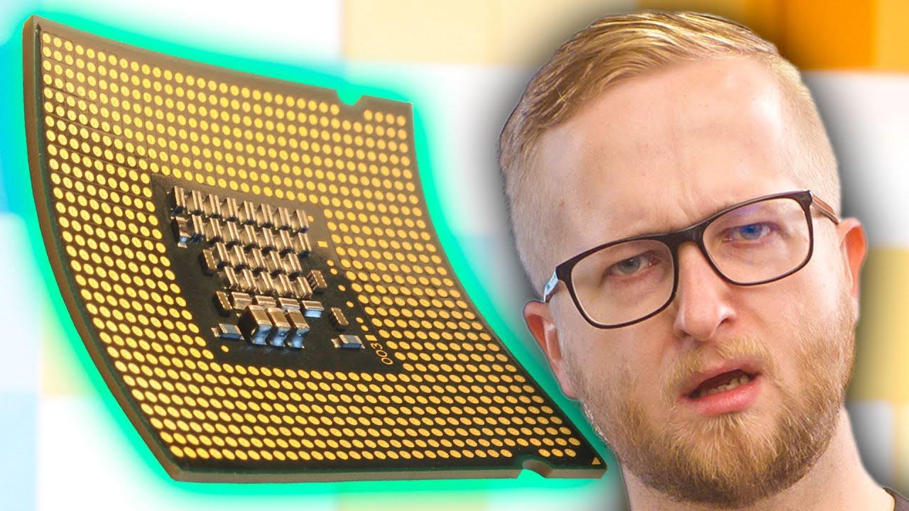 Bent CPU = Good?