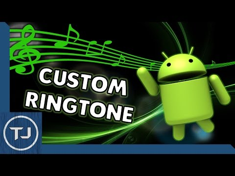 How To Use Song/MP3 As Android Ringtone!