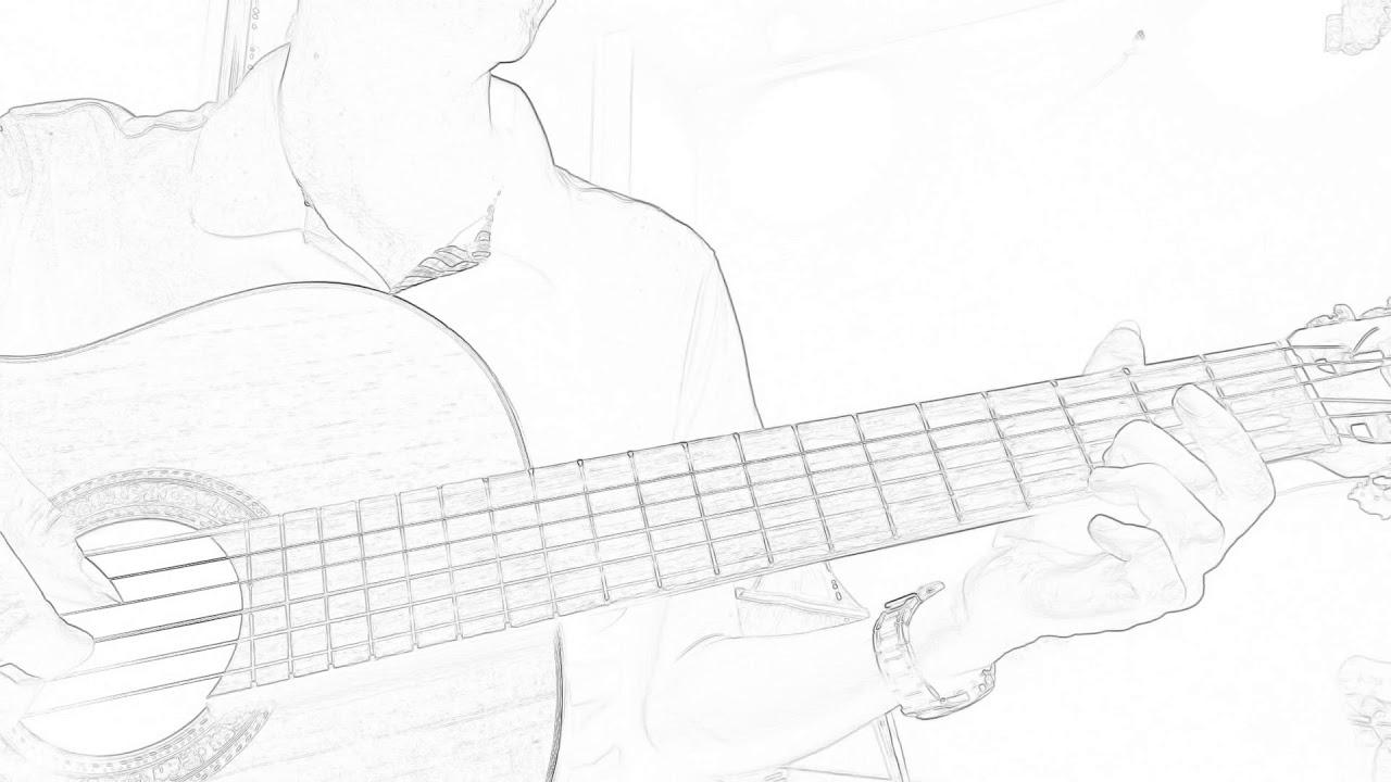 Tình khúc vàng – Guitar cover