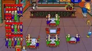 Diner Dash 2 - Level 16