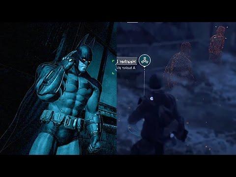 Batman Detective Mode-The Division Beta