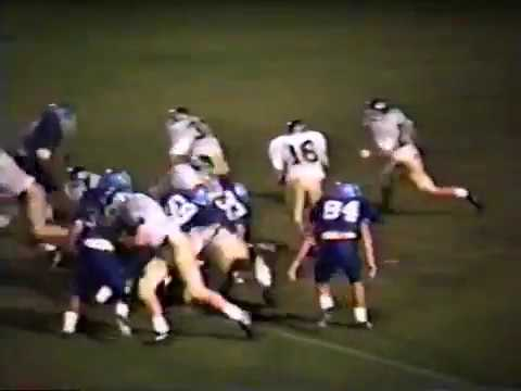 1992 Southland Academy Raiders at Windsor Academy Knights football