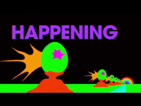 The Flaming Lips - We A Famly (Official Lyric Video)
