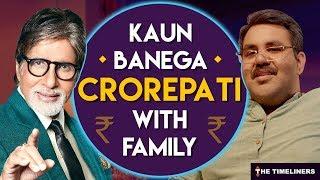 Kaun Banega Crorepati With Family | The Timeliners