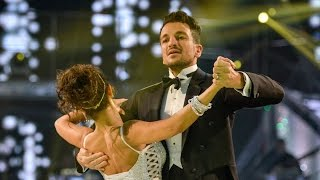 Peter Andre & Janette Manrara Viennese Waltz to