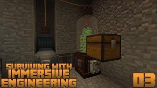 Surviving With Immersive Engineering 1.12 :: E03 - Garden Cloche