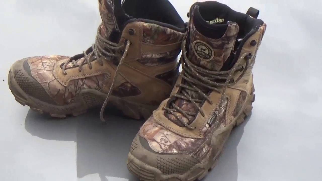 Best All Around Hunting & Hiking Boot - 2016 Irish Setter - YouTube