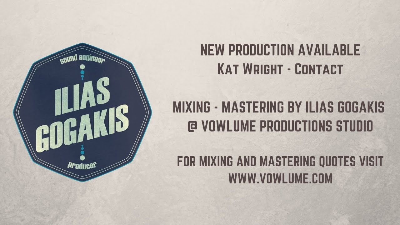 New Production | Kat Wright | Contact