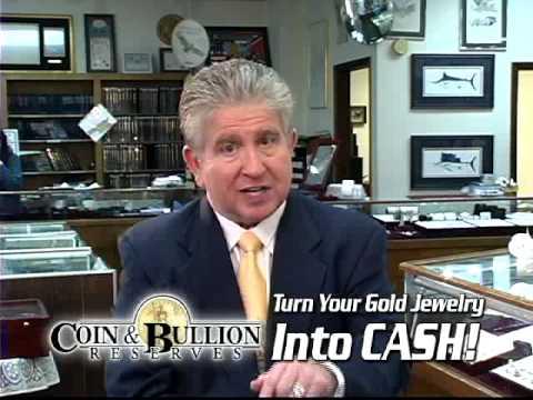 Coin & Bullion Reserves/GoldIntoCash!
