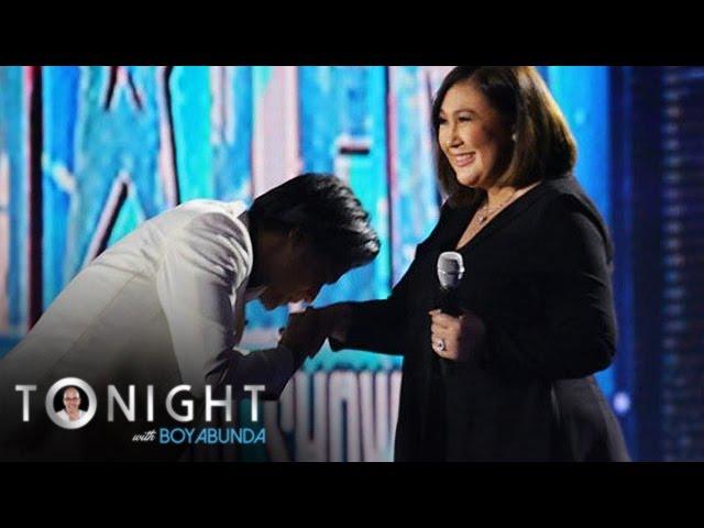 TWBA: Sharon Cuneta almost marries Robin Padilla
