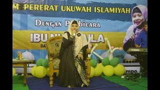 Download Berdakwah dan Berdangdut Lucu Ustadzah Nur Laila Banyuwangi Full Pengajian Asik