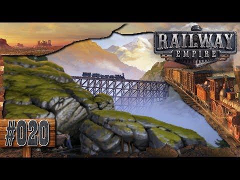 Lets Play 🚂 RAILWAY EMPIRE 🚂 #020 Sierra Nevada ! Deutsch HD (BETA PRESSEVERSION)