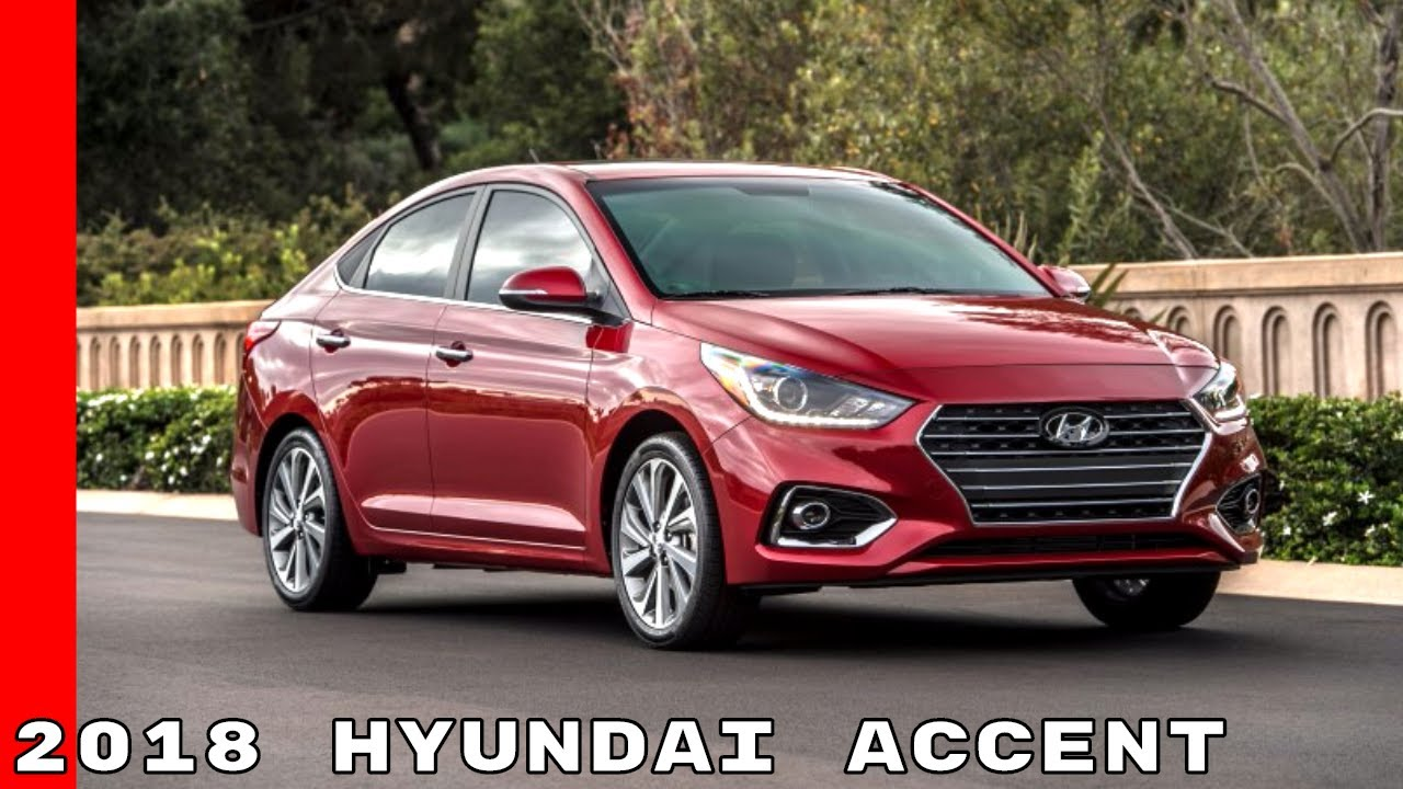 Test Drive: All-new 2018 Hyundai Accent