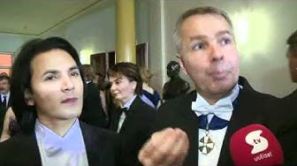 Pekka Haavisto & Nexar Antonio Flores (Linnan juhlat) haast. by Tomi Lindblom (2010)