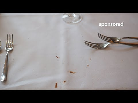 [Sponsored] Removing Stains From A Tablecloth