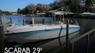 Used 1993 Scarab 30 Scarab Sport for sale in Sarasota, Florida