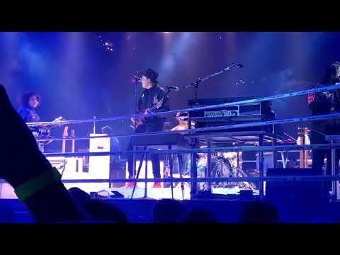 "Arcade Fire ""Everything Now"" September 15, 2017 TD Garden Boston"