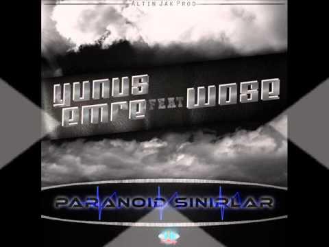 WoseGraf ft. Yunus Emre Deveci - Paranoid Sınırlar