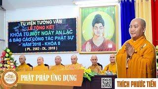 Lễ Tổng Kết Khóa Tu MNAL năm 2018 tại Tu Viện Tường Vân