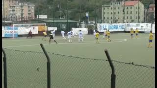 Serie D Girone E Ligorna-Vald.Montecatini 5-1