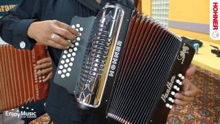 Hohner Panther Accordion Demo with Joel Guzman