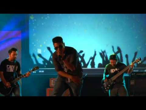 Def gab c - merah cover by project band
