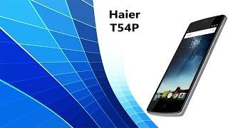 мобильный телефон Haier T54P обзор