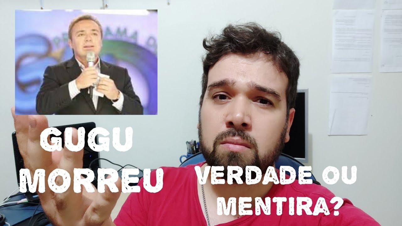 Gugu Liberato Morreu, verdade ou mentira?