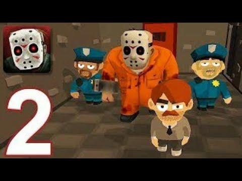 Thứ 6 ngày 13 giải đố sát nhân #2 : Rời hồ Crystal, Jason đi tù