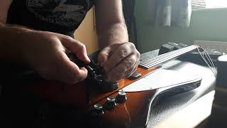 Gibson 3-point bridge Babicz replacement - Why and How?