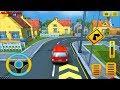 مواقف السيارات - سيارة لتعليم قيادة السيارات محاكي - ألعاب القيادة - العاب سيارات - العاب موبايل