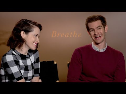 BREATHE interviews - Andrew Garfield, Claire Foy, Andy Serkis Mp3