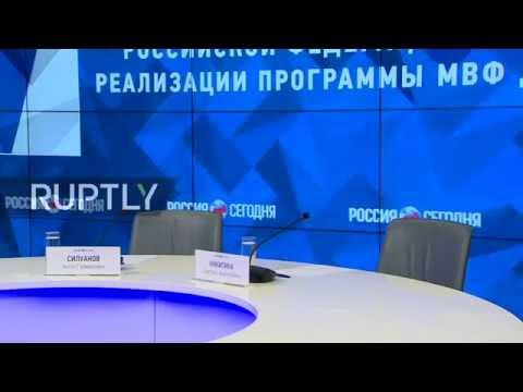 LIVE: Russian Finance Minister Siluanov to give statement on Ukraine's debt