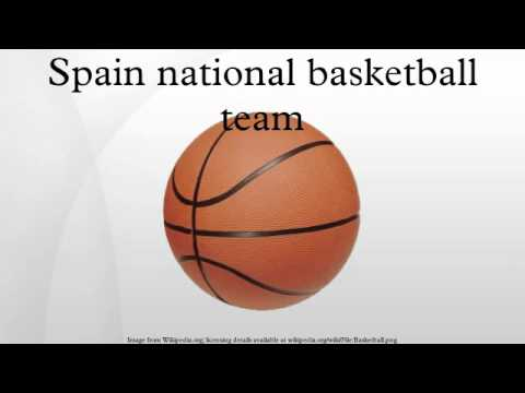 Spain national basketball team