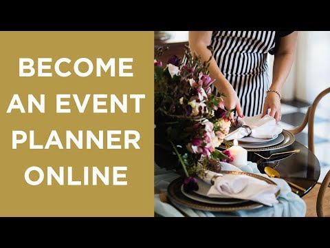 How to Become an Event Planner | Event Planning 101