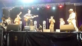Pokey LaFarge 2015-04-06 What's The Matter With The Mill at Byron Bay Bluesfest