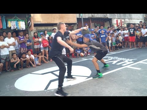 Professor vs Hood's best player (Philippines)... Unreal ending