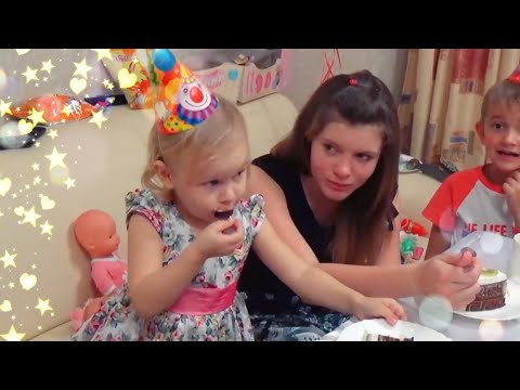 ВЛОГ Празднуем день рождения Алисы!!!! - Простые вкусные домашние видео рецепты блюд