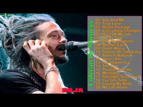 SOJA  - MELHORES MUSICAS [ CD ] [ 2015 ] | Melhores Músicas de SOJA