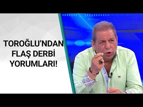 Fenerbahçe 1 - 3 Galatasaray Erman Toroğlu Maç Sonu Yorumları / A Spor