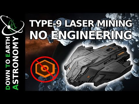 Type 9 Laser Mining Build Guide - NO Engineering