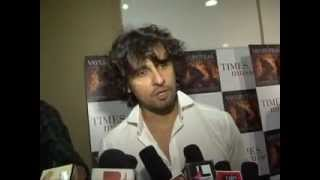 Repeat youtube video Sonu Nigam: Girls today use the words MadarChod & BhenChod. Launches the Album VAYUPUTRAS